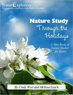 Nature Study Through the Holidays Easter Mini-Unit