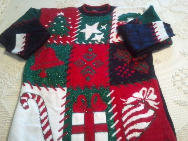 Everyone Needs An Ugly Christmas Sweater! Right?