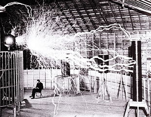 Happy Birthday to Nikola Tesla!