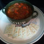 Homemade Hamburger Vegetable Soup